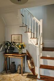 Narrow Stairs Design with Peace That Was The Other Name For Home Home Pinterest