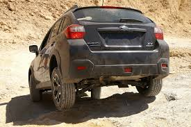 subaru xv crosstrek subaru xv crosstrek eats snow mud and stones for breakfast youtube