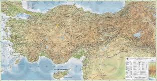 Southeast Asia Physical Map by Turkey Maps Maps Of Turkey