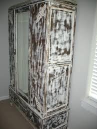 distressed armoire furniture u2013 abolishmcrm com