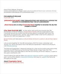 press release example press release new website template sample