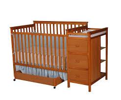 Shermag Convertible Crib by Shermag Florence Convertible Crib N Changer Combo Honey Amazon