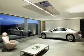 Awesome Car Garages Maserati U0026 Architectural Digest Best Real And Concept Garages