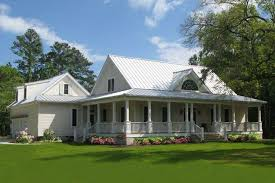 country house plans one story single story house plans with porches photo designs country