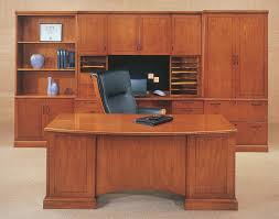 Wooden Desk With Shelves Office Desks Minneapolis Milwaukee Podany U0027s