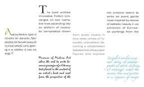sample of descriptive essay about a place experimental literature wikipedia