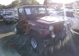 jeep rubicon cer 1j4fa59s2yp755737 salvage certificate white jeep wrangler tj at