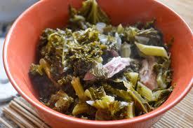 southern style kale a soulful twist