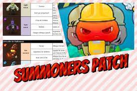 summoners war summoners patch 1 7 7 youtube