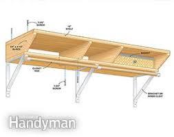 Build Closet Shelves by Build Twin Closet Shelves Family Handyman