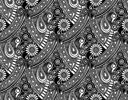 im55 black and white paisley wallpaper black and white paisley