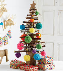 how to make pompom ornaments joann