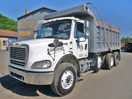 freightliner dump truck 2007 freightliner m2 business class tri axle dump truck for sale