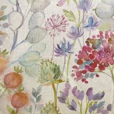 Fabric Roman Blinds Roman Blinds In Hedgerow Fabric Linen Hedgerowlinen Voyage