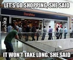 Shopping Meme - lets go shopping meme