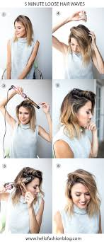diy hairstyles in 5 minutes 5 minute fall hair styles hello fashion