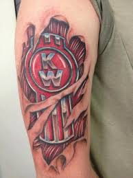 kenworth tattoo tattoos that i love pinterest tattoo tatoos