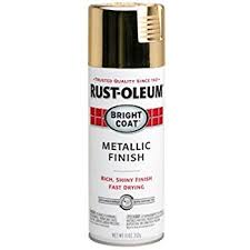 amazon com rust oleum 7710830 bright coat metallic color spray