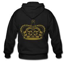 hoodie designer mens designer gold print zipper hoodie zip hoodie vintage