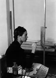 one of frida kahlo u0027s first self portraits has resurfaced huffpost