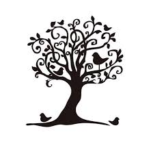 1323 best tree silhouettes vectors clipart svg templates