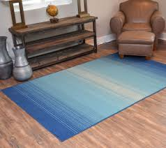 Blue Ombre Area Rug by Scott Living 5x7 Kittery Ombre Indoor Outdoor Rug Page 1 U2014 Qvc Com