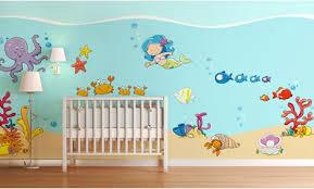stickers animaux chambre bébé stickers animaux adhésif mural deco leostickers