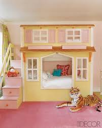 House Bunk Beds House Beds White Bed