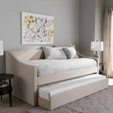 bedroom baxton studio barnstorm modern with upholstered daybed