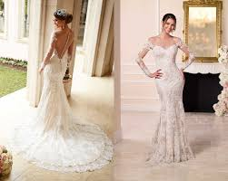 robe de mariã e printemps robes de mariée stella york printemps 2016 mlle escarpins