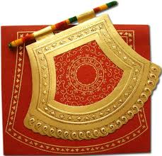 Scroll Wedding Cards Design With Price The Popularity Of The Wedding Cards Have Been Rising Continuously