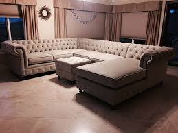 Custom Sofas Orange County Kenzie Style Custom Chesterfield Sofa Or Sectional Leather Or