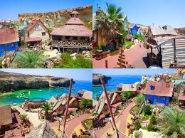 popeye village sweet journey memoirs of malta u2014popeye village and it u0027s crazy
