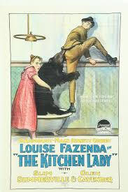 the kitchen movie an american movie poster circa 1923 one sheet for the comedy the
