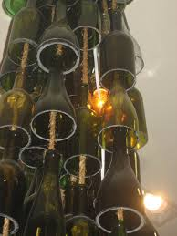 home lighting fancy wine bottle pendant light make wine bottle
