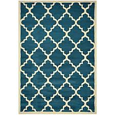 Synthetic Area Rugs Teal Blue Synthetic Area Rugs
