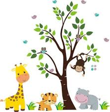 Jungle Nursery Wall Decor 79 Best Safari And Jungle Wall Decor For Your Nursery Images On