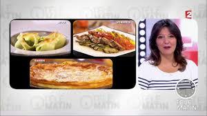 recette cuisine 2 telematin gourmand galette jurassienne 2 16 09 2017