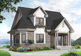 3 bedroom cottage house plans house plan w3516 detail from drummondhouseplans com