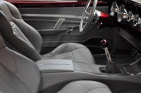 Chevelle Interior Kit 67 Chevelle Custom Interior Tiburon Seats Grey Red Console Door