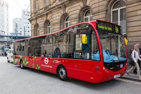 more than 50 all electric buses to enter service in london