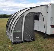 390 Awning Leisurewize Ontario 390 Lightweight Caravan Porch Awning Camping