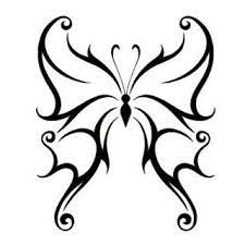 image result for butterfly drawings tats butterfly