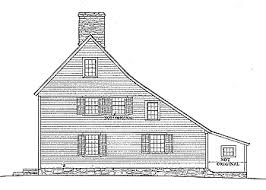 Saltbox Colonial Daniel Reed 1666 U2013 1741 And Colonial New England Farms