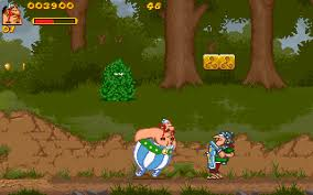 download asterix obelix action dos 1996 abandonware dos