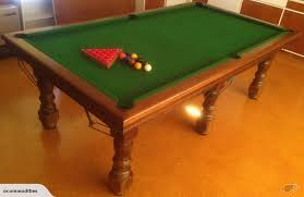 slate top pool table slate billiard pool table nz made package trade me