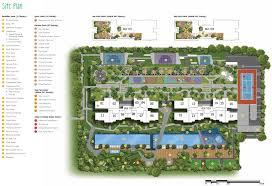 Site Floor Plan Parc Riviera Condo Site Plan