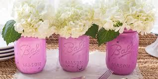 diy painted jars darby smart decorating ideas