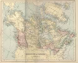 free vintage digital stamps vintage printable map of canada