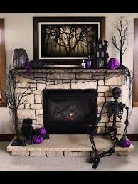 Fireplace Decorating Best 25 Halloween Fireplace Ideas On Pinterest Classy Halloween